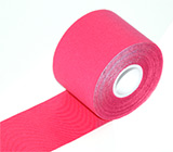 Medizinisches Tape pink