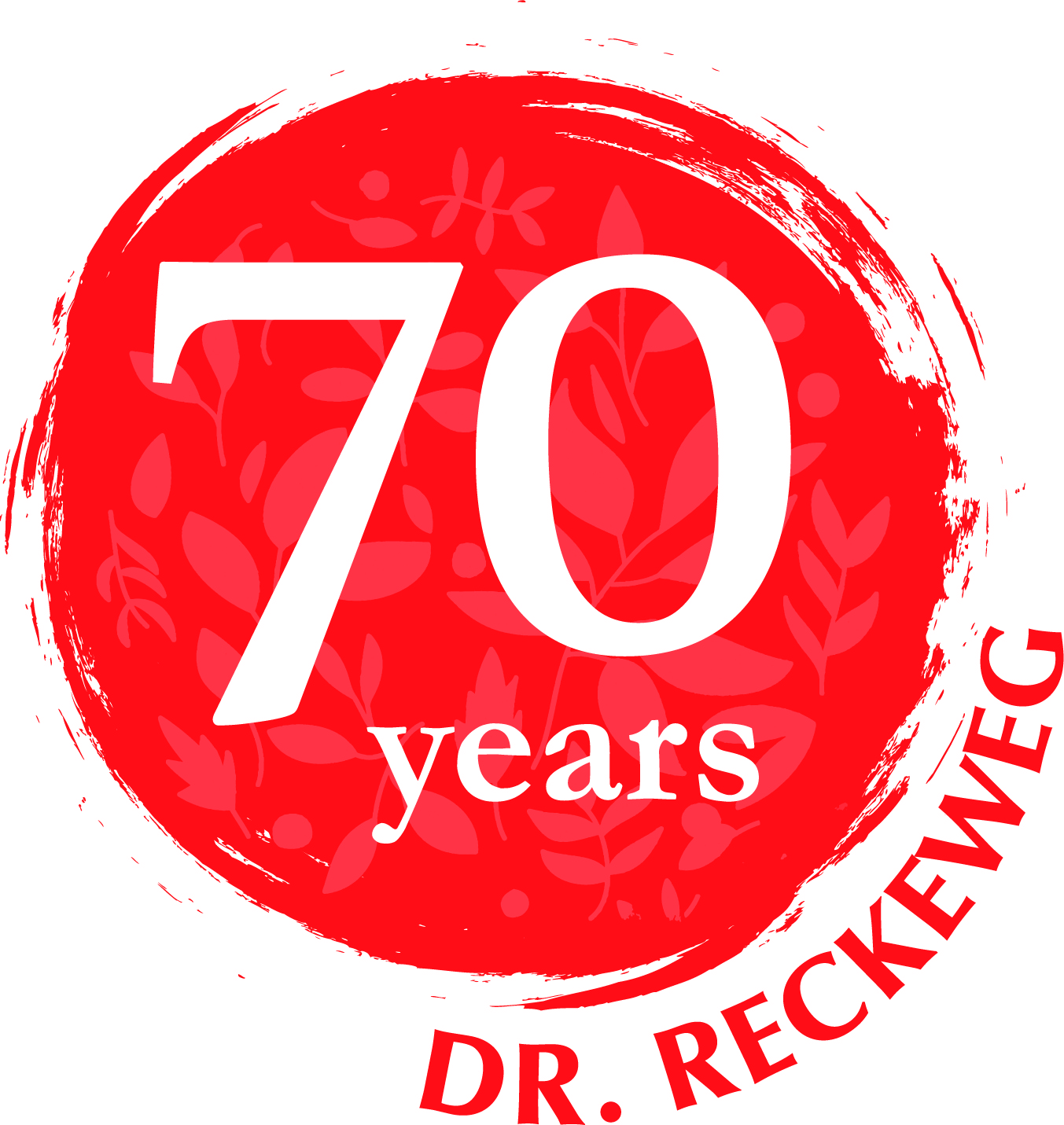 70 Jahre Dr.Reckeweg Germany